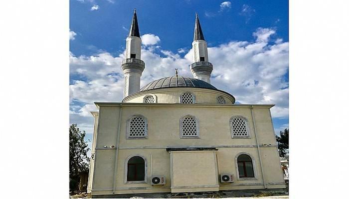 Şehitler Camii ibadete açılıyor