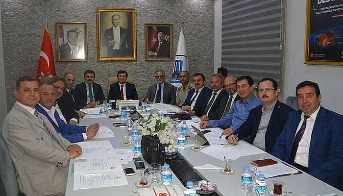 Biz Anadoluyuz Projesi yürütme kurulu toplandı
