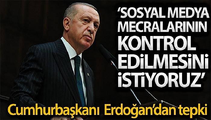 Cumhurbaşkanı Erdoğan'dan Albayrak ailesine yapılan saldırıya sert tepki