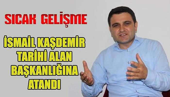 İsmail Kaşdemir, Çanakkale Savaşları Gelibolu Tarihi Alan Başkanı oldu!