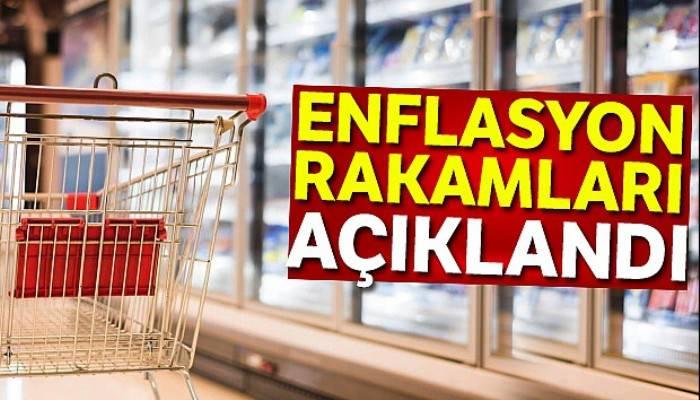 Temmuz ayı enflasyon rakamları açıklandı !