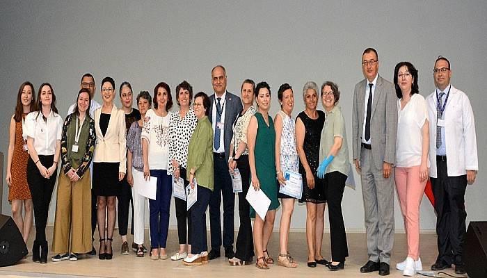 Kanser Eğitim Programı Sertifika Töreni