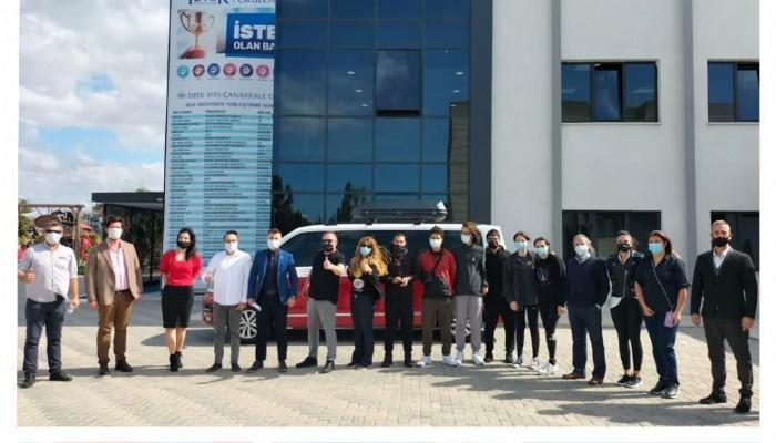 Öğrenciler İzlanda yolcusu