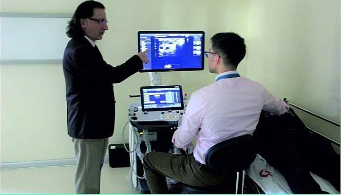 ÇOMÜ Sağlık Uygulama ve Araştırma Hastanesi Radyoloji Birimine Yeni Ultrasonografi Cihazları