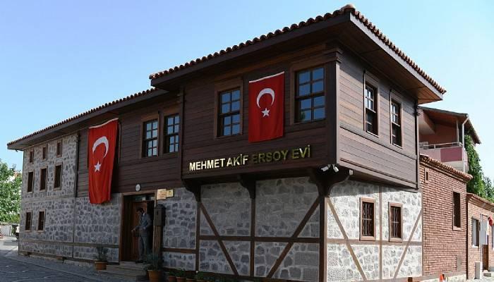 Mehmet Akif Ersoy'un Bayramiçli olduğunu tüm dünya öğrenecek