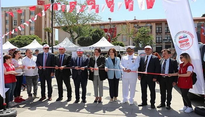 Çanakkale Mobil Gençlik Merkezinin açılışı gerçekleştirildi