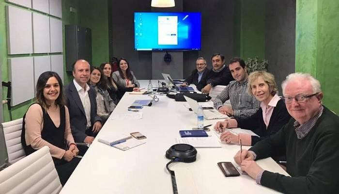 Eryaman'dan İspanya'da önemli görüşmeler