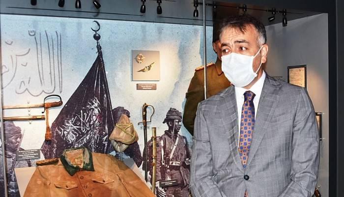 Çanakkale Muharebeleri Mobil Müzesi Bitlislilerle buluştu (VİDEO)