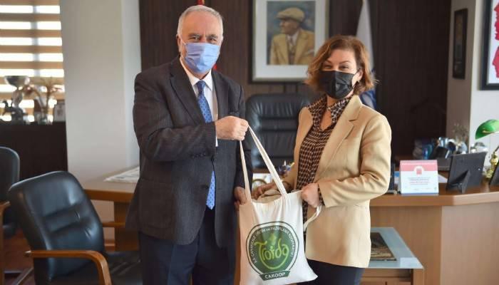 Safranbolu Belediye Başkanı Elif Köse'den Çanakkale Belediyesine Ziyaret