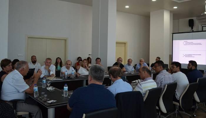 Çanakkale Belediyesi Turizm Odak Grup Toplantısı Gerçekleşti