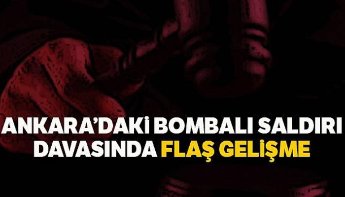 Ankara'daki vergi dairesine yönelik bombalı terör saldırısı davasında istenen cezalar belli oldu