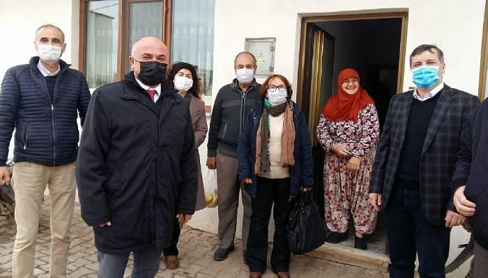 CHP köy ziyaretlerine kaldığı yerden devam ediyor