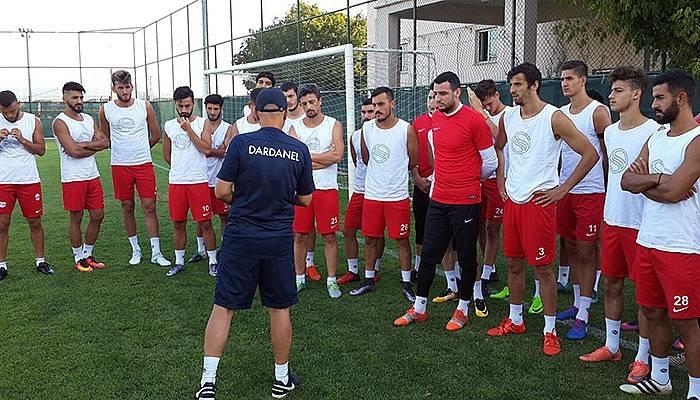 Dardanelspor, Halide Edip Adıvar deplasmanında