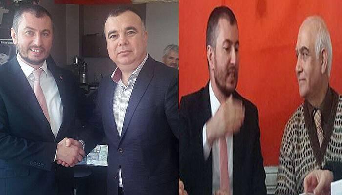 AK Parti Kepez'den CHP ve MHP'ye ziyaret