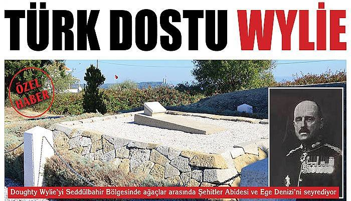 Tarihi Alanda tek bir mezar