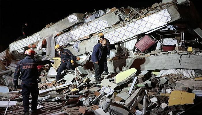 Depremde 18 kişi hayatını kaybetti!