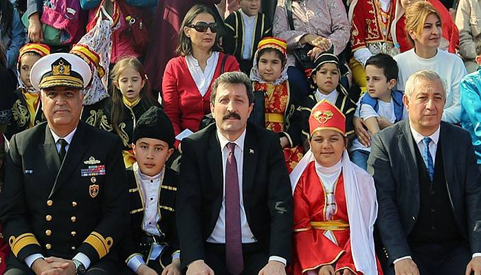 Vali Tavlı'dan 23 Nisan Ulusal Egemenlik ve Çocuk Bayramı Mesajı