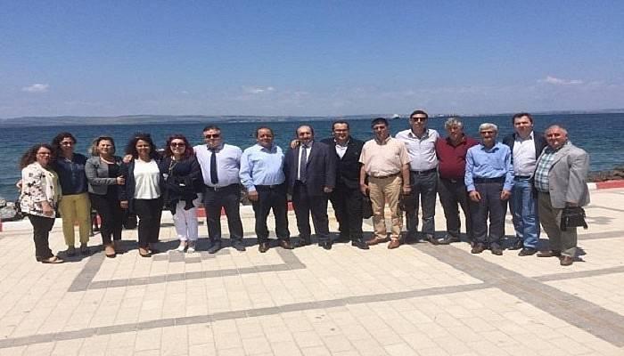 Kooperatif başkanları yeni pazar arayışı için toplandı