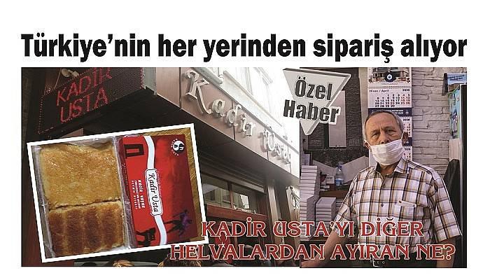 Türkiye'nin her yerinden sipariş alıyor