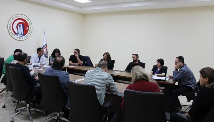 ÇOMÜ Hastanesinde 'Koronavirüs Komitesi' Oluşturuldu
