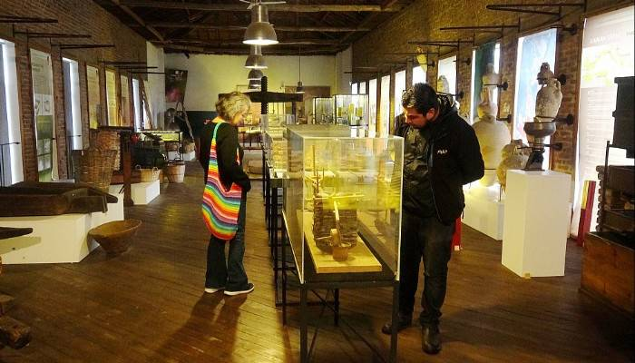 Zeytinyağının tarihi bu müzede