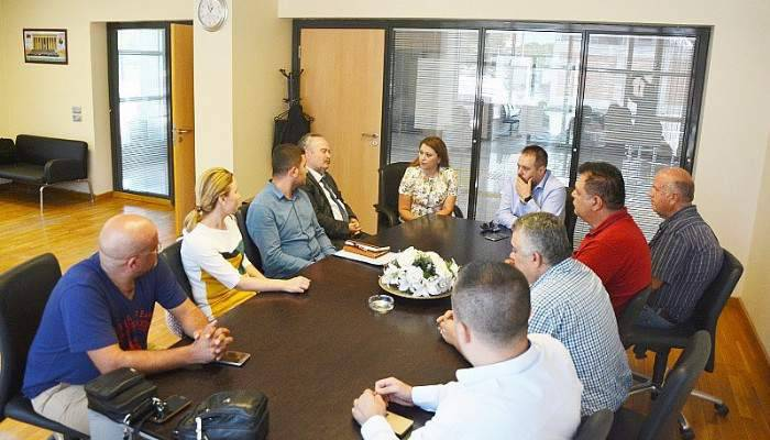 ÇTB'de Süne İle Mücadele Toplantısı