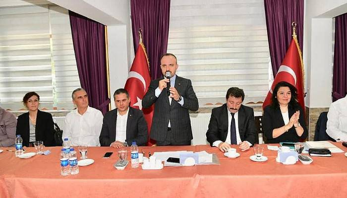"""""""Altın arama iznini 25 Nisan 2001'de Ersümer vermiş"""""""