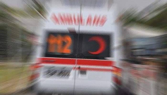 Hafriyat kamyonu uçuruma yuvarlandı; 1 ölü