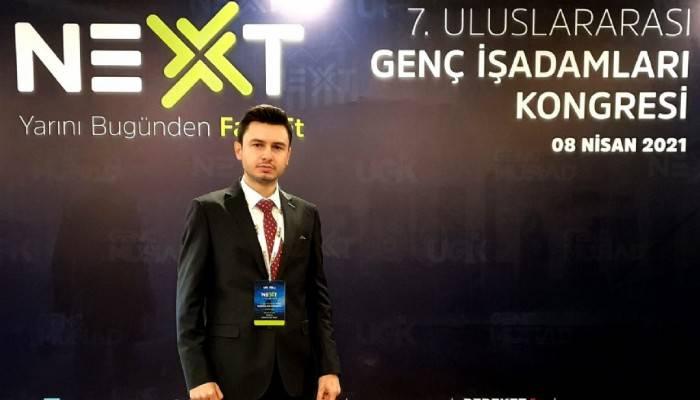 7. Uluslararası Genç İşadamları Kongresi gerçekleşti