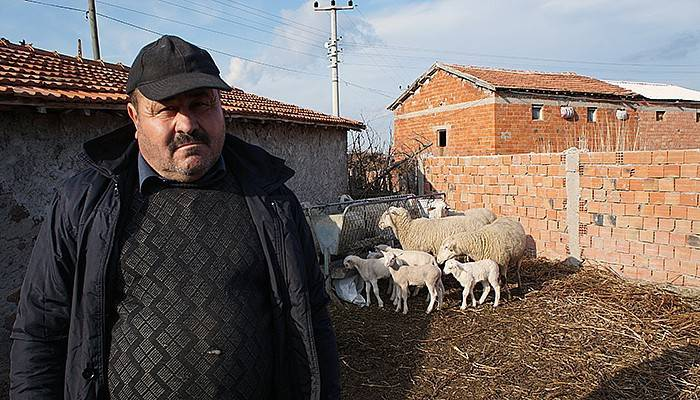 'Devlet desteklemeli çiftlik kuruyoruz' diyerek köylüyü dolandırdılar