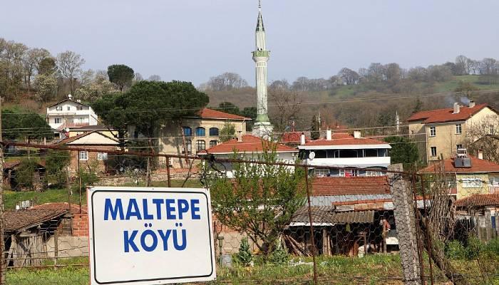 Çan'da karantina süresi uzayan Maltepe köyünde sessizlik