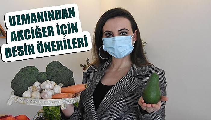 Uzmanından akciğer için meyve ve sebze önerileri (VİDEO)