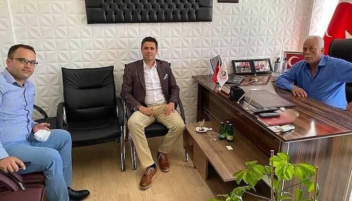 DENİZBANK'TAN KAHVECİLER ODASINA ZİYARET