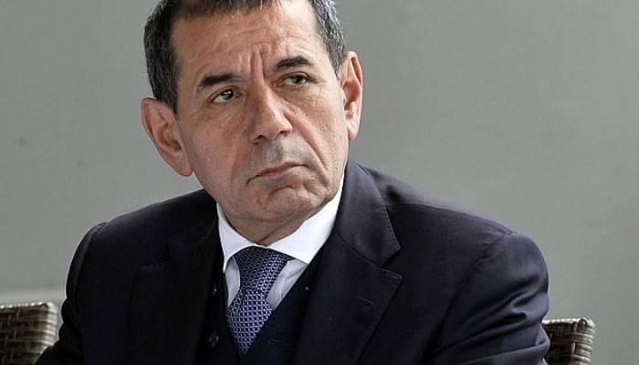 Dursun Özbek'ten Riva açıklaması