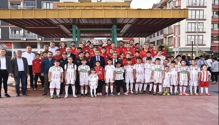 Çan'da Amatör Spor Haftası Etkinlikleri Sürüyor