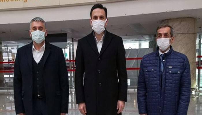 CHP'li Nejat Önder Ak Parti'ye katılıyor!