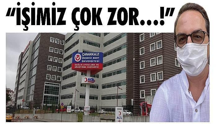 """""""İŞİMİZ ÇOK ZOR…!"""""""