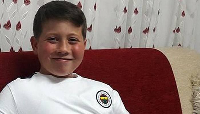 9 yaşındaki çocuğun feci ölümü