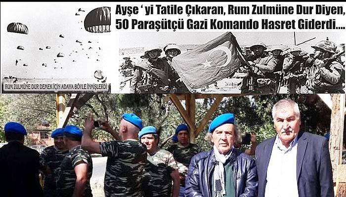 Komandolar Kazdağlarında…!