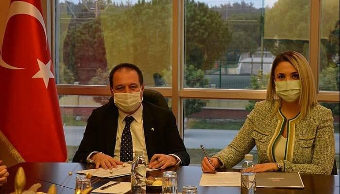 Ticaret Borsası ile Bahçeşehir Koleji Protokol İmzaladı
