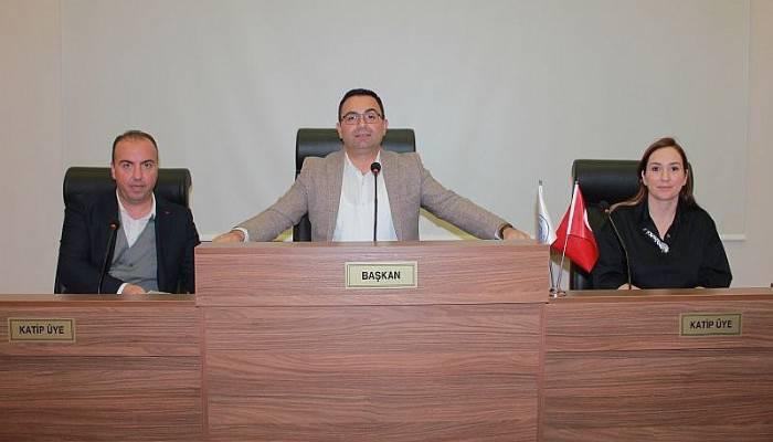 BELEDİYE MECLİS TOPLANTISININ 2.OTURUMU YAPILDI
