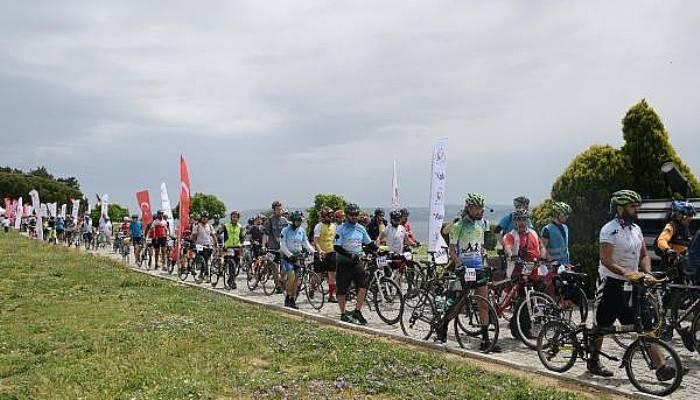 Gelibolu Yarımadası'nda pedallar şehitler anısına çevrildi