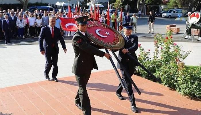 Atatürk'ün Gelibolu'ya Gelişinin 91'inci Yılı Kutlandı