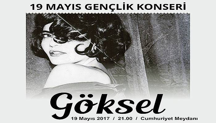 Çanakkale'de 19 Mayıs'ta sahne Göksel'in