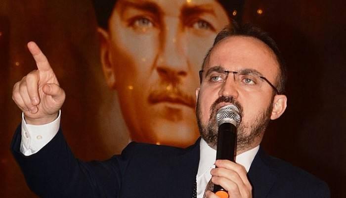 Bülent Turan'dan Atatürk'ü anma mesajı