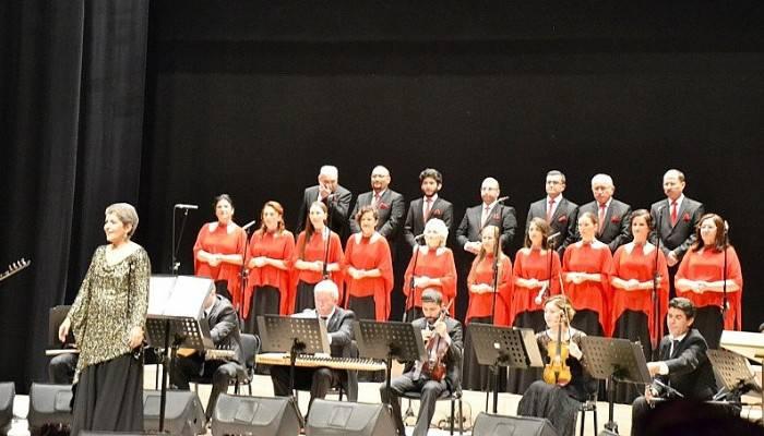 Biga'da Sözde bestede kadınlarımız konseri