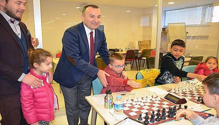 Baro'dan Satranç Turnuvası