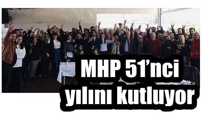 MHP 51'nci yılını kutluyor