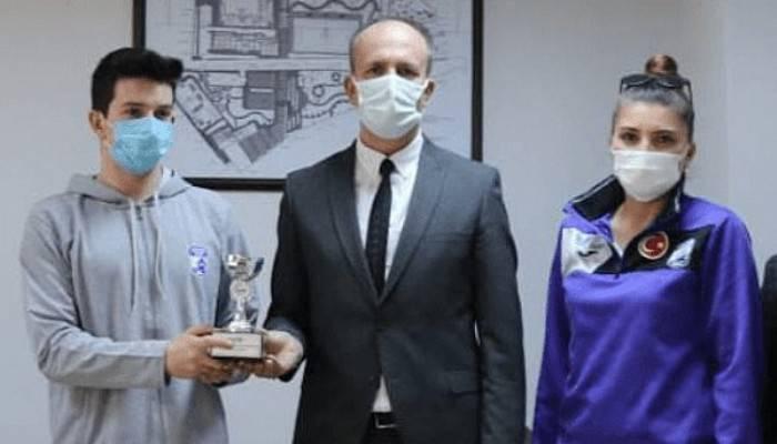 Çanakkale Belediyespor Kulübü Sporcusundan Büyük Başarı