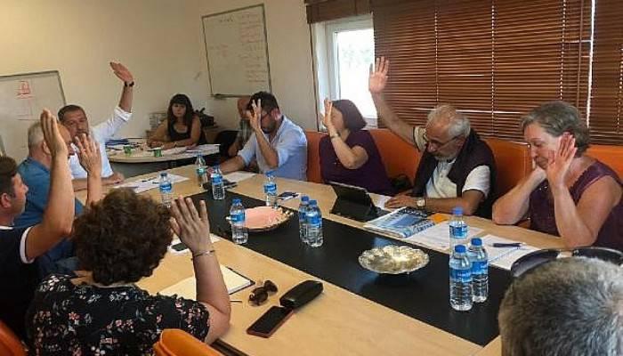 Bozcaada Belediye Meclisi'nden radikal ruhsat kararı (VİDEO)